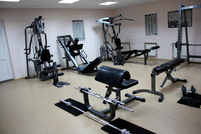 Types of simulators in the gym