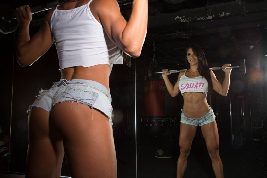 Home workouts for beautiful buttocks