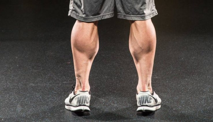 big calves workout